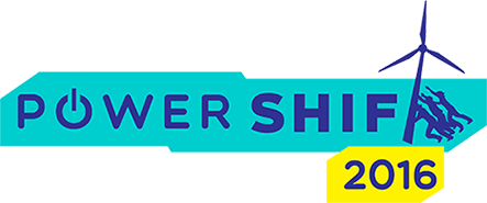 Power Shift 2016 logo