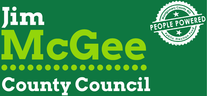 Jim McGee for County Council | People Powered