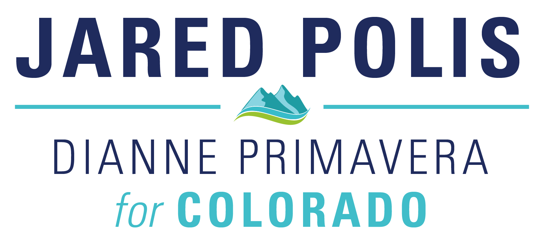 Polis for Colorado
