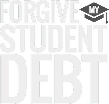 Forgive My Student Debt Logo