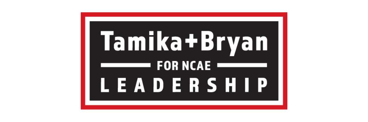 Elect Tamika Walker Kelly and Bryan Proffitt for NCAE Leadership!