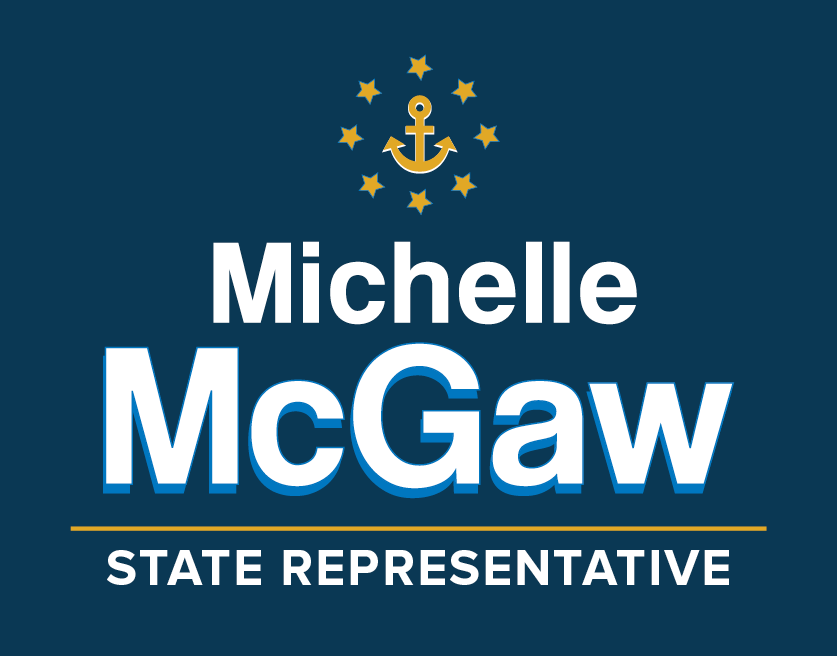 Logo for Michelle McGaw for House of Representatives