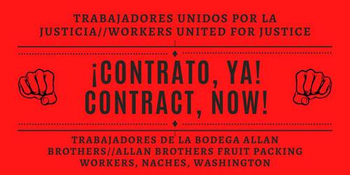 Trabajadores Unidos por la Justicia/Workers United for Justice