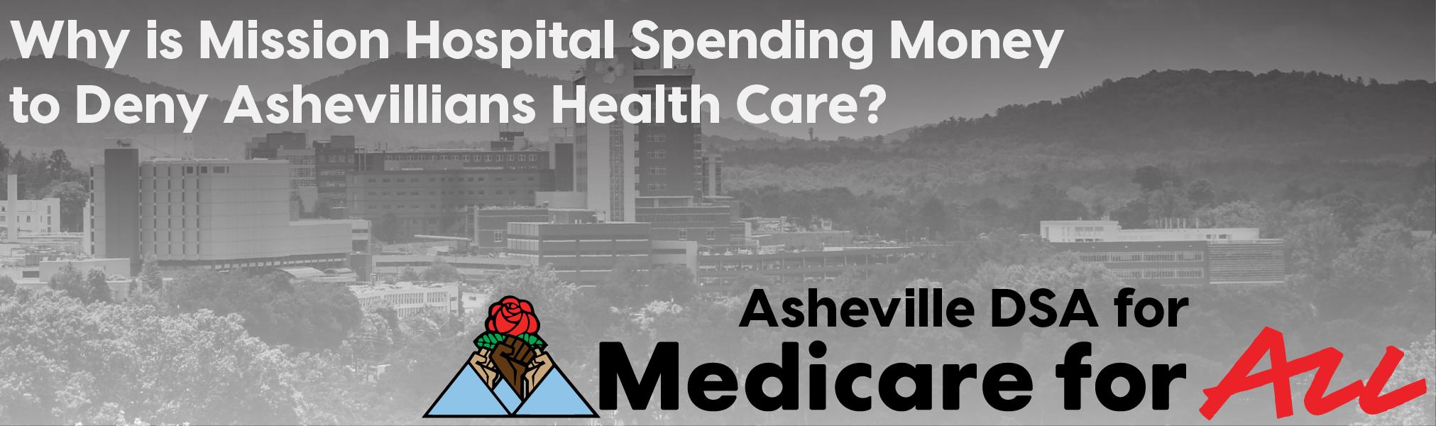 Asheville DSA for Medicare for All